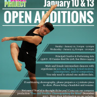 NCDP: Open Dance Auditions